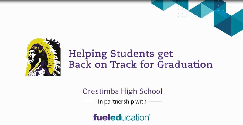 Helping Students get Back on Track for Graduation
