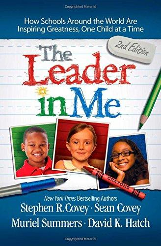 the leader in me cover