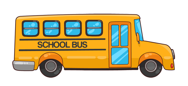 An image of a school bus.