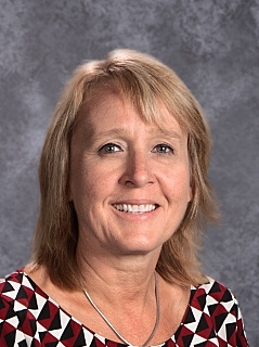 Photo of Kristy Woodford, Assistant Principal
