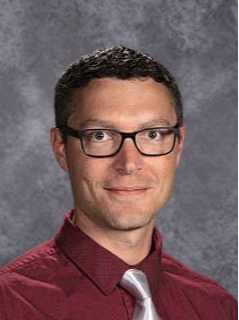 Photo of Daniel Oberhauser, Assistant Principal