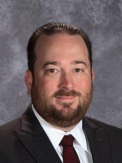 Gary Trovich, Assistant Principal