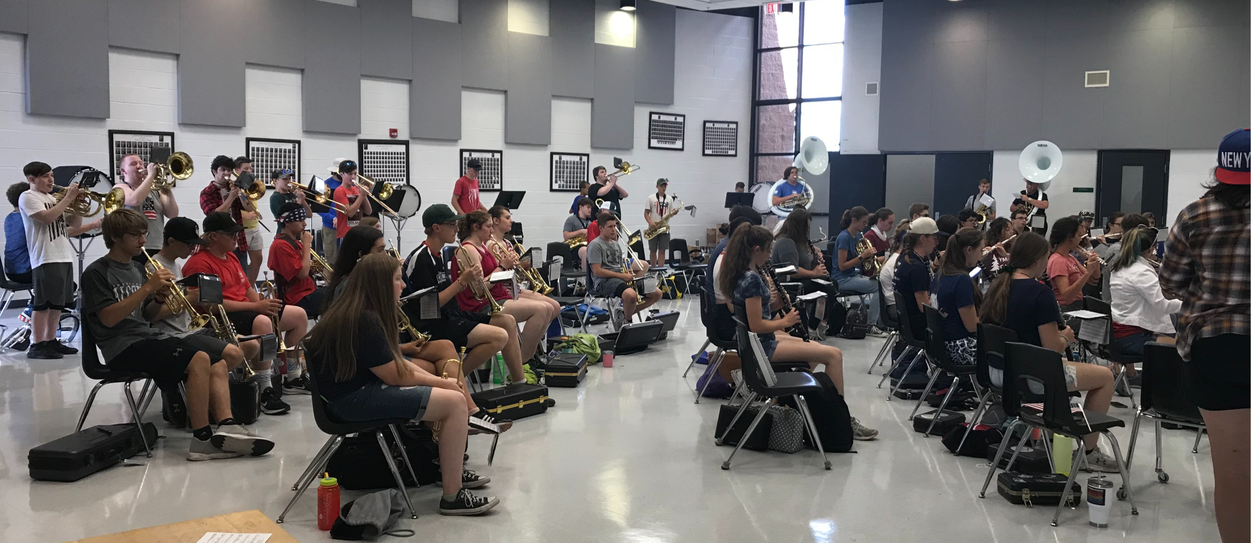 Marching Band Camp