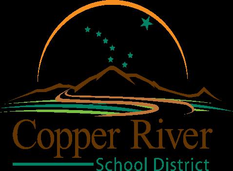 Copper River School District logo.