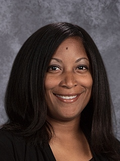 Photo of Erica Jackson, Dean of Students
