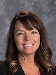 Photo of Mrs. Stephanie Garren, Principal