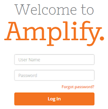 Welcome to Amplify.