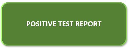 POSITIVE TEST REPORT