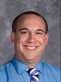 Photo of Timothy Calfee, Principal of the School