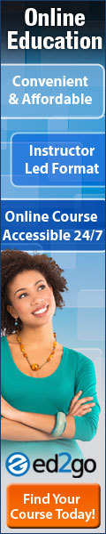 Online Education Flyer