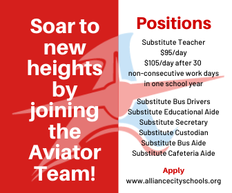 Apply to Substitute Positions