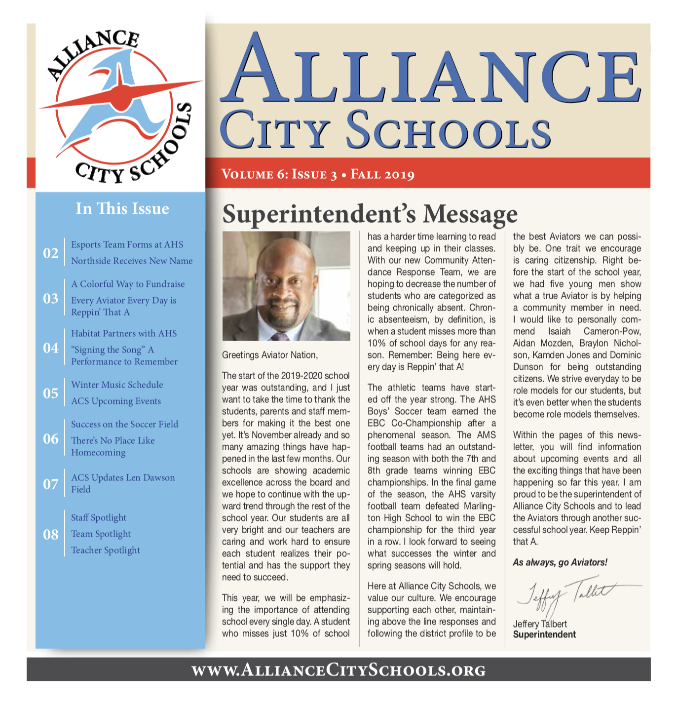 Alliance City Schools