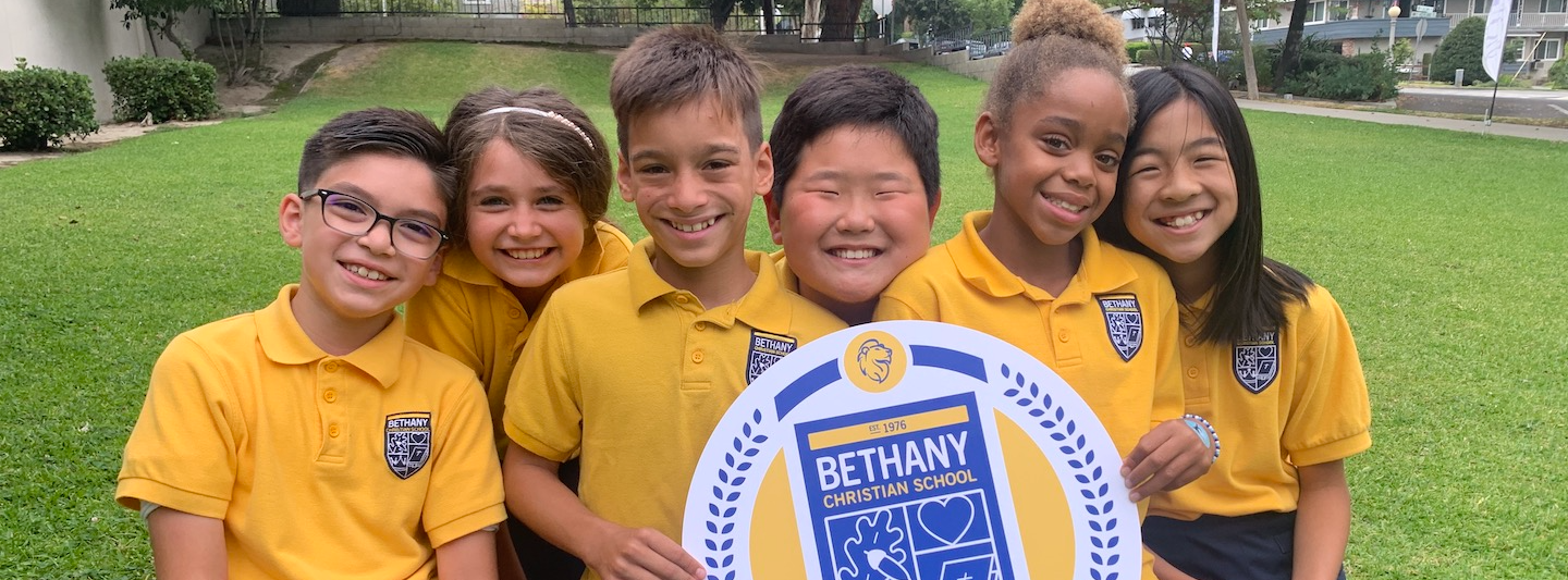 Welcome to Bethany Christian School!