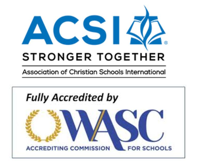 ASCI & WASC accreditation
