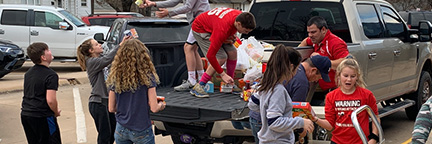 Community Service at Lincoln