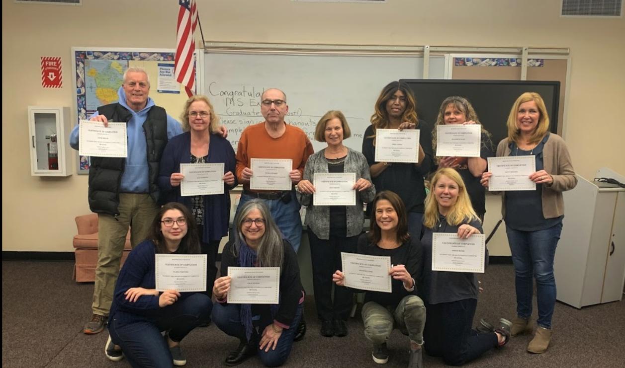 Shoreline Adult Education Graduates