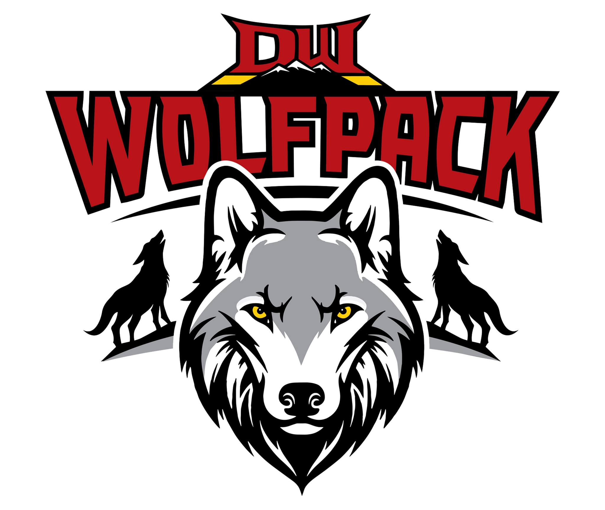 DW Wolfpack Logo