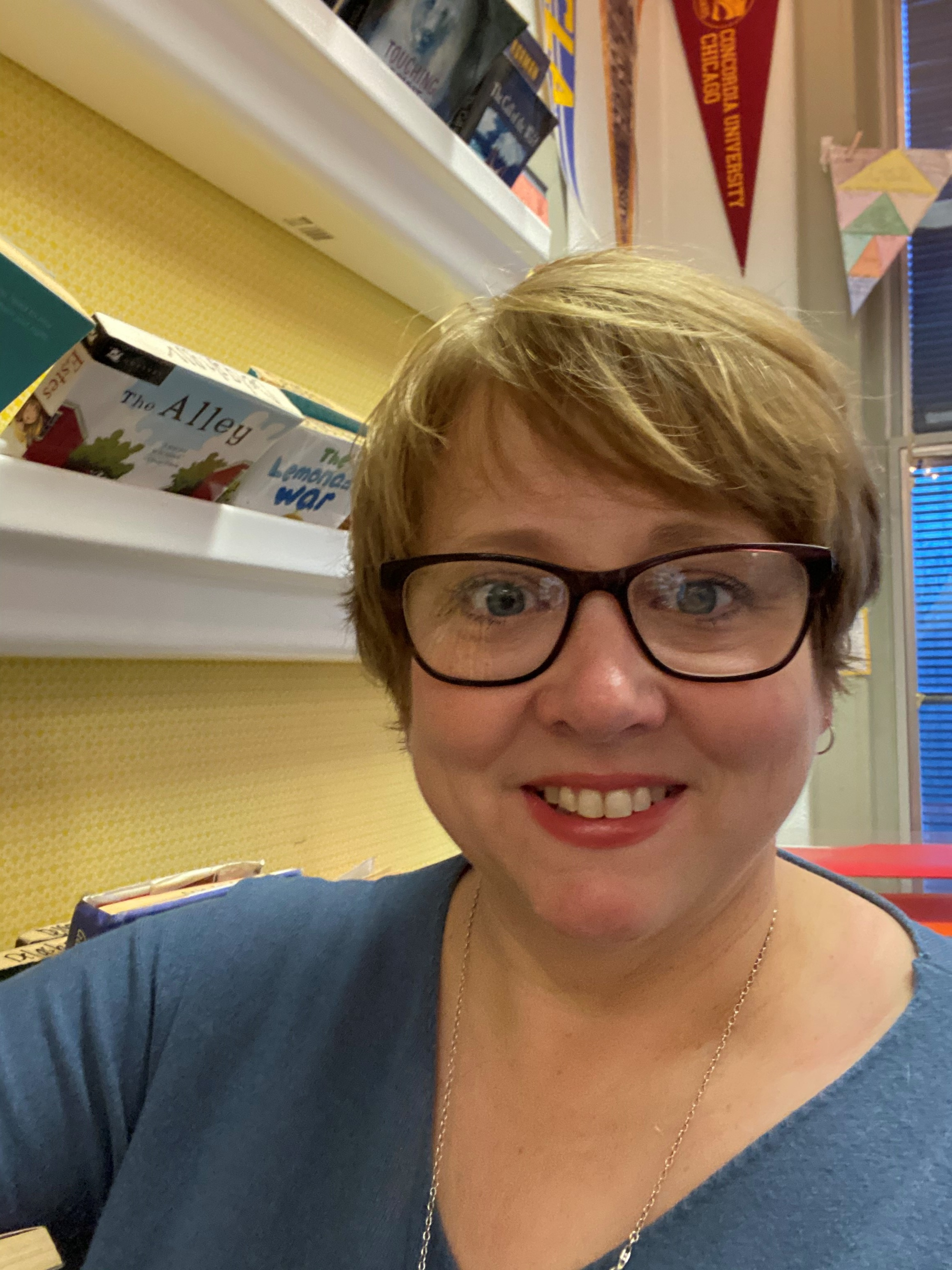 Kristy Delashaw, KMS Teacher