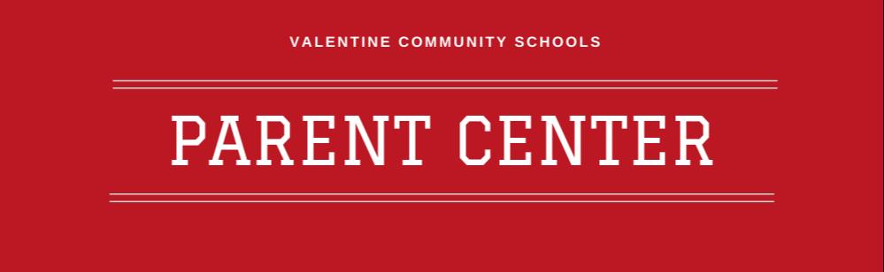 Parent Center Banner