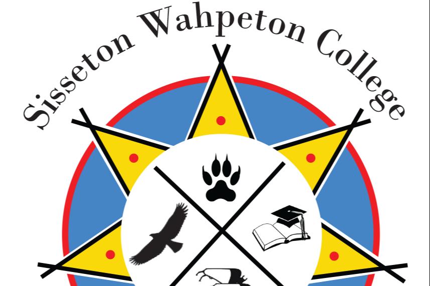 Sisseton Wahpeton College logo