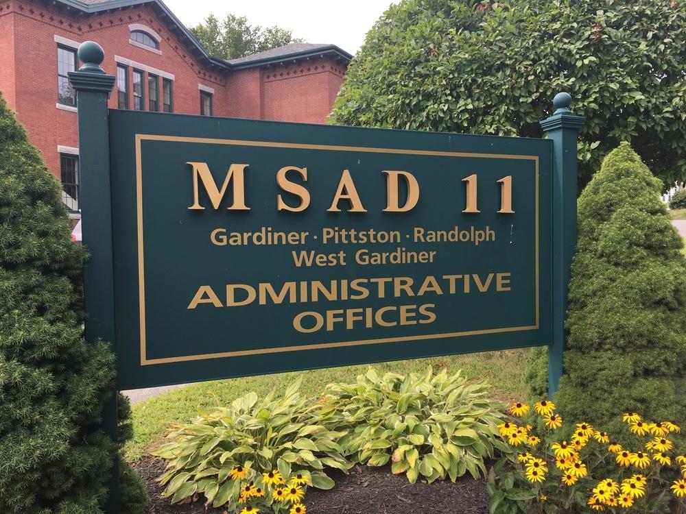 MSAD11 Central Office