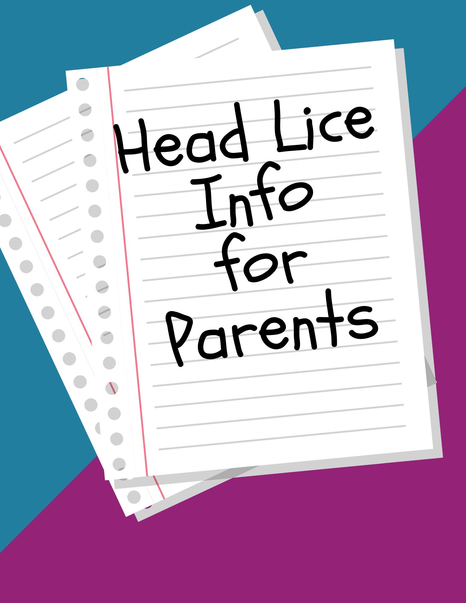 Head Lice Info