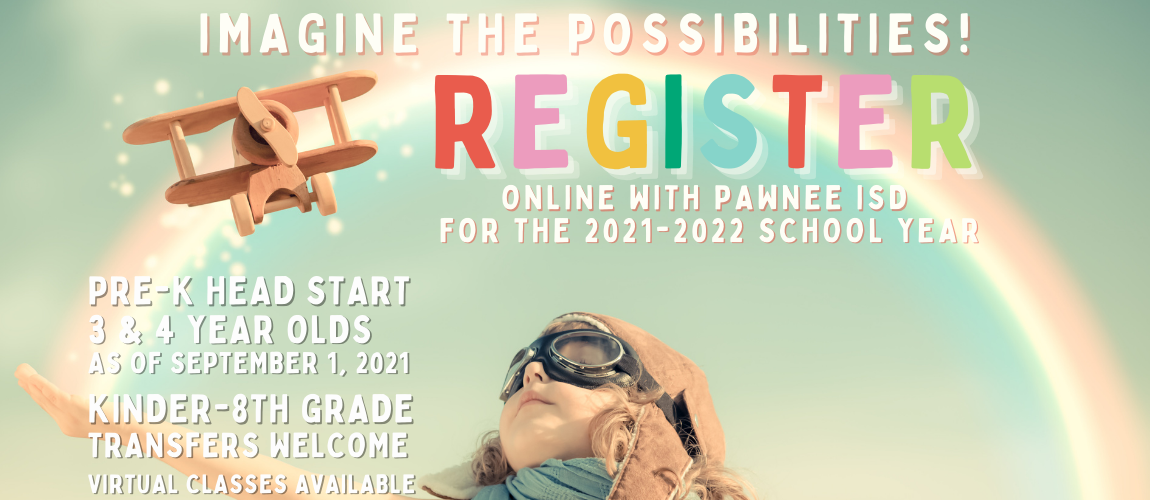 Online Registration for 21-22 School year begins