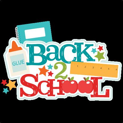 Back 2 School logo