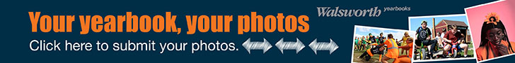 your yearbook your photo banner