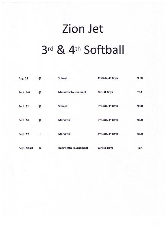 4th_Softball_Schedule