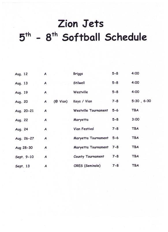 Softball_Schedule
