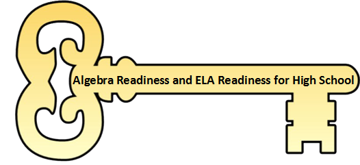 Algebra Readiness and ELA Readiness for High School