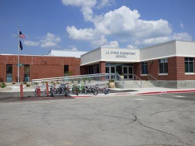 LACYGNE ELEMENTARY SCHOOL BUILDING