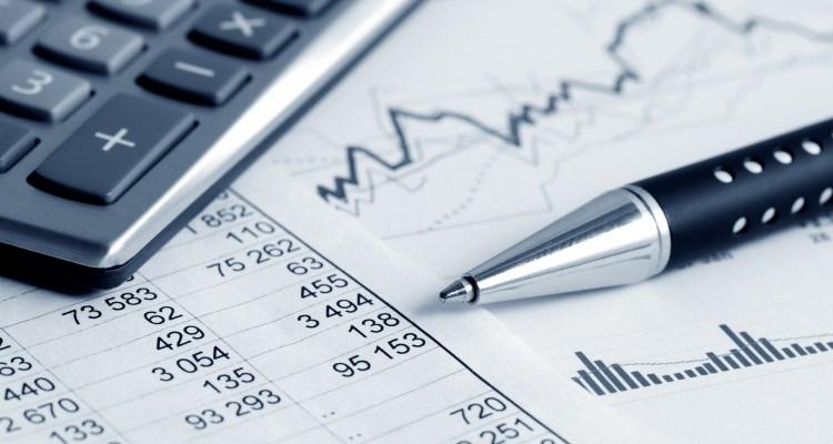 calculator, spreadsheet, graphs, and a pen