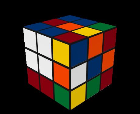 Virtual Rubik's Cube