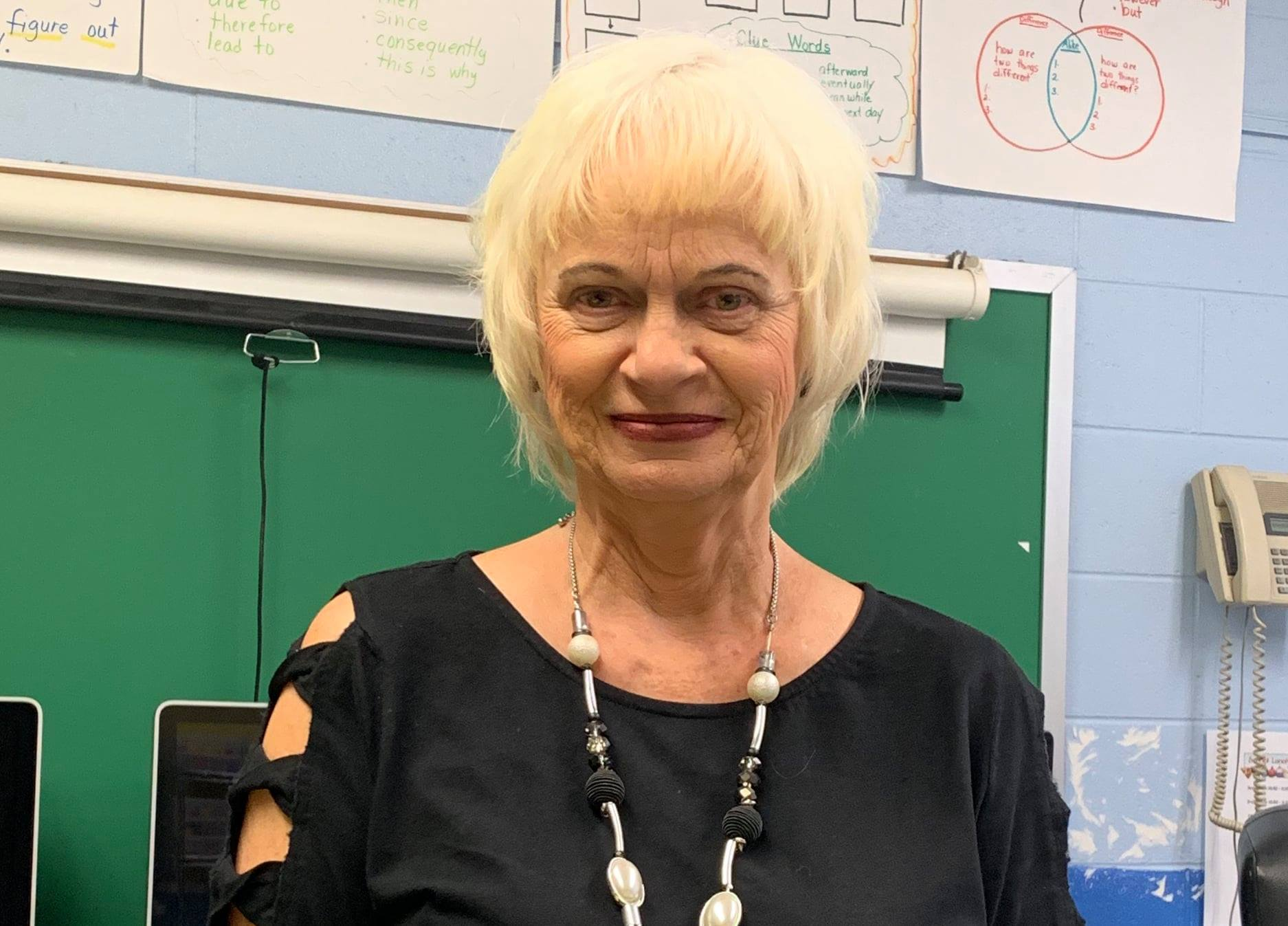 Mrs. Bolt