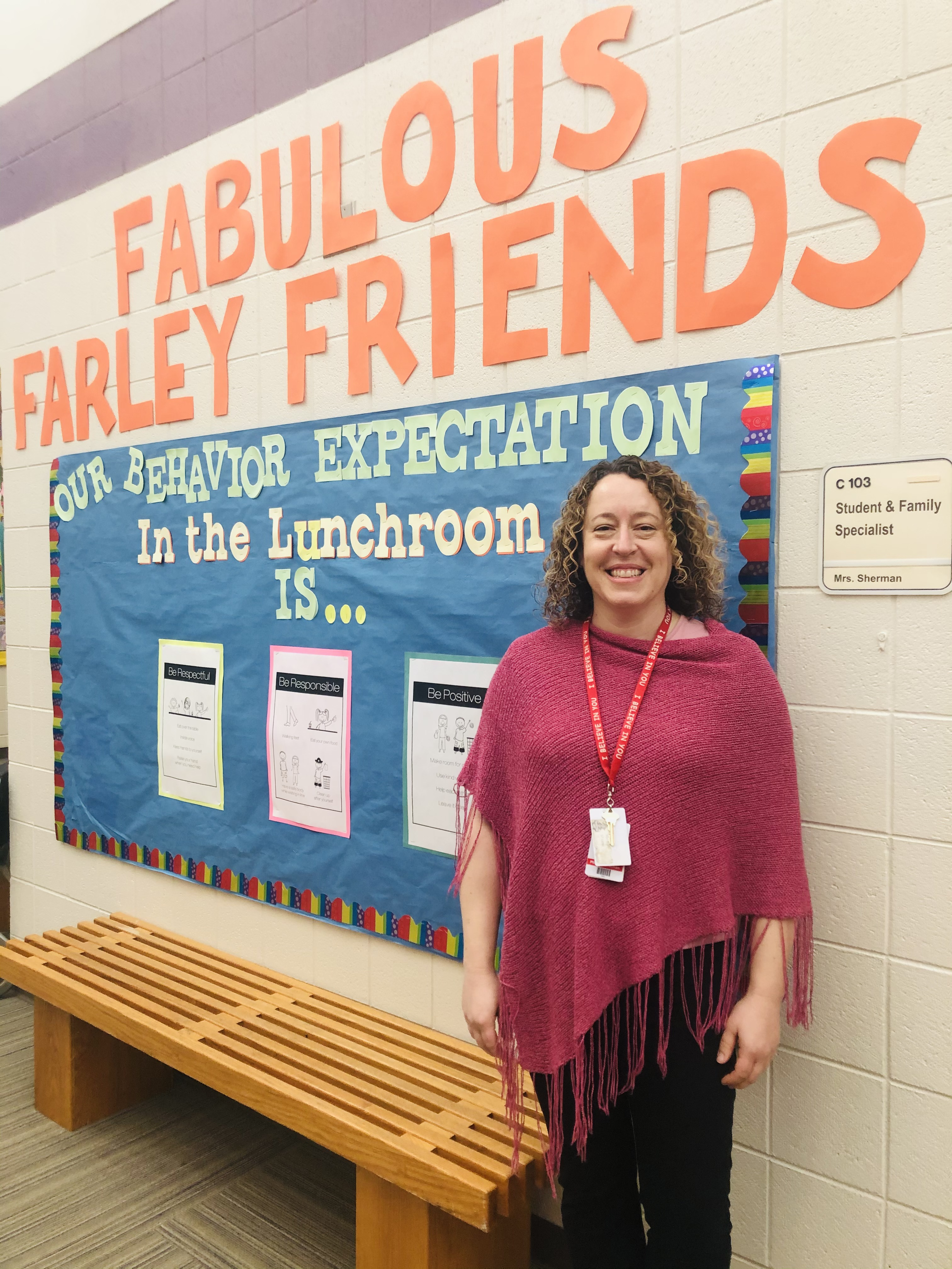 Mrs. Sherman-Student Family Specialist