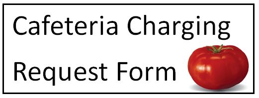 Cafeteria Charging Request Form