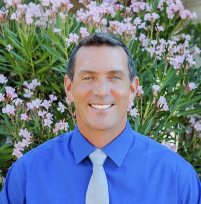 Photo of Dave Monson, Principal