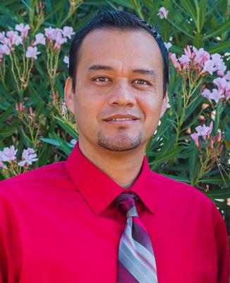 Photo of Javier Ramirez, Principal