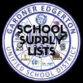 School Supply lists button