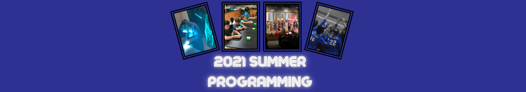 Summer Programming