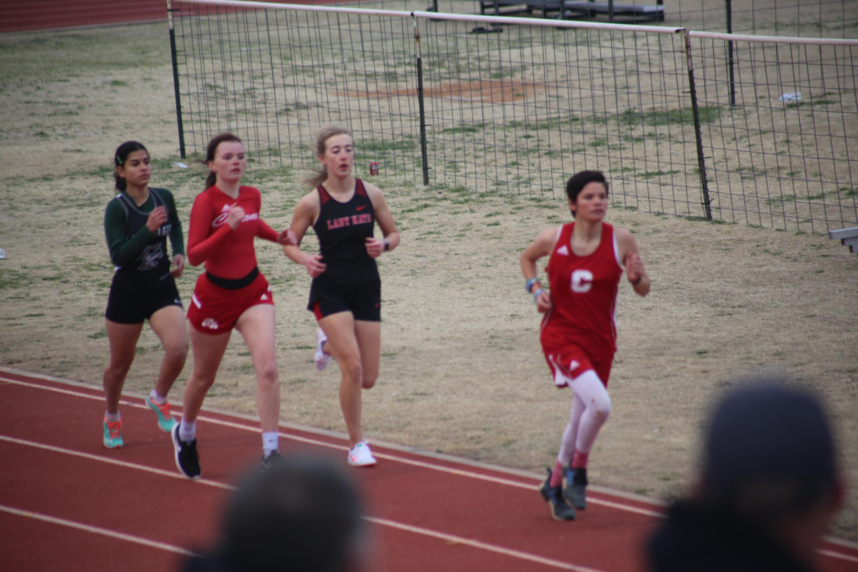 Big Spring Track Meet