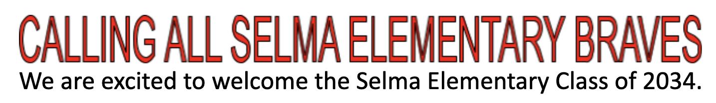 Calling all Braves Salma Elementary