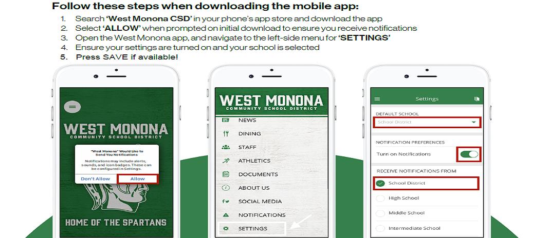 app install instructions