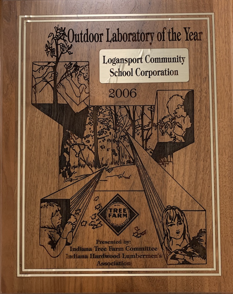 outdoor laboratory of the year