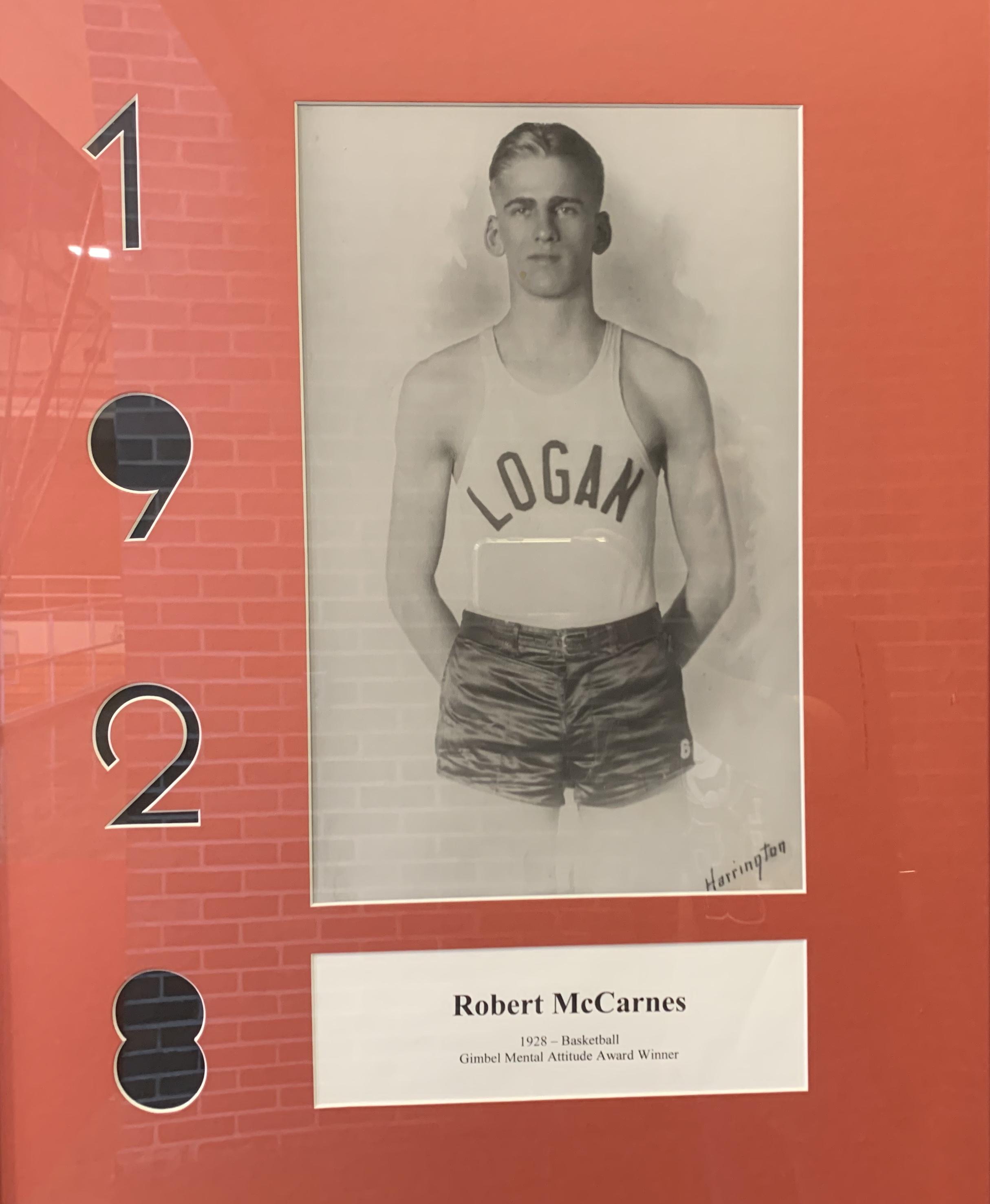 1928 Robert McCarnes
