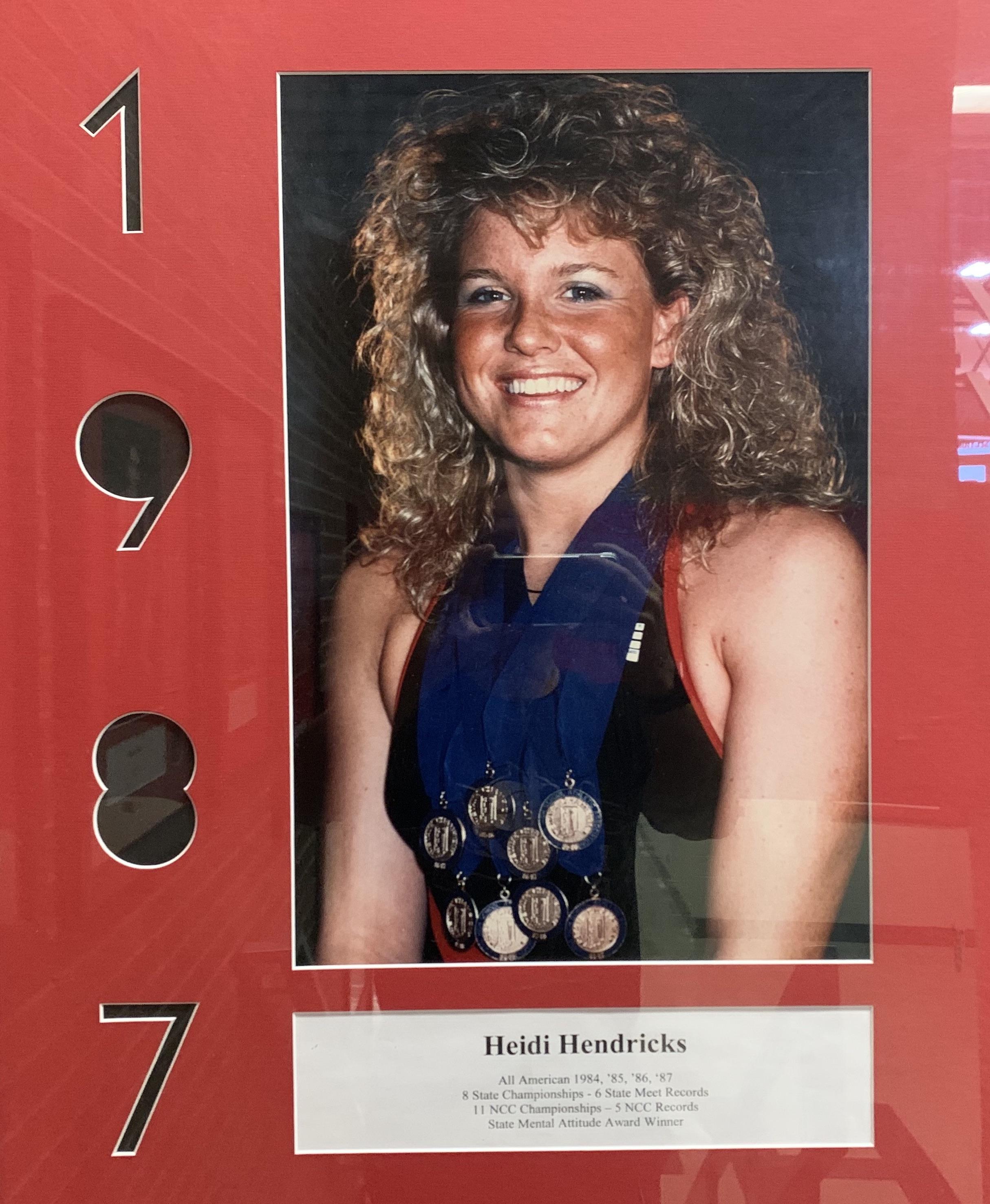 1987 Heide Hendricks