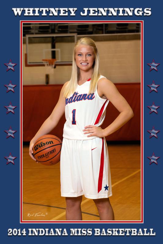 Whitney Jennings 2014 Indiana Miss Basketball