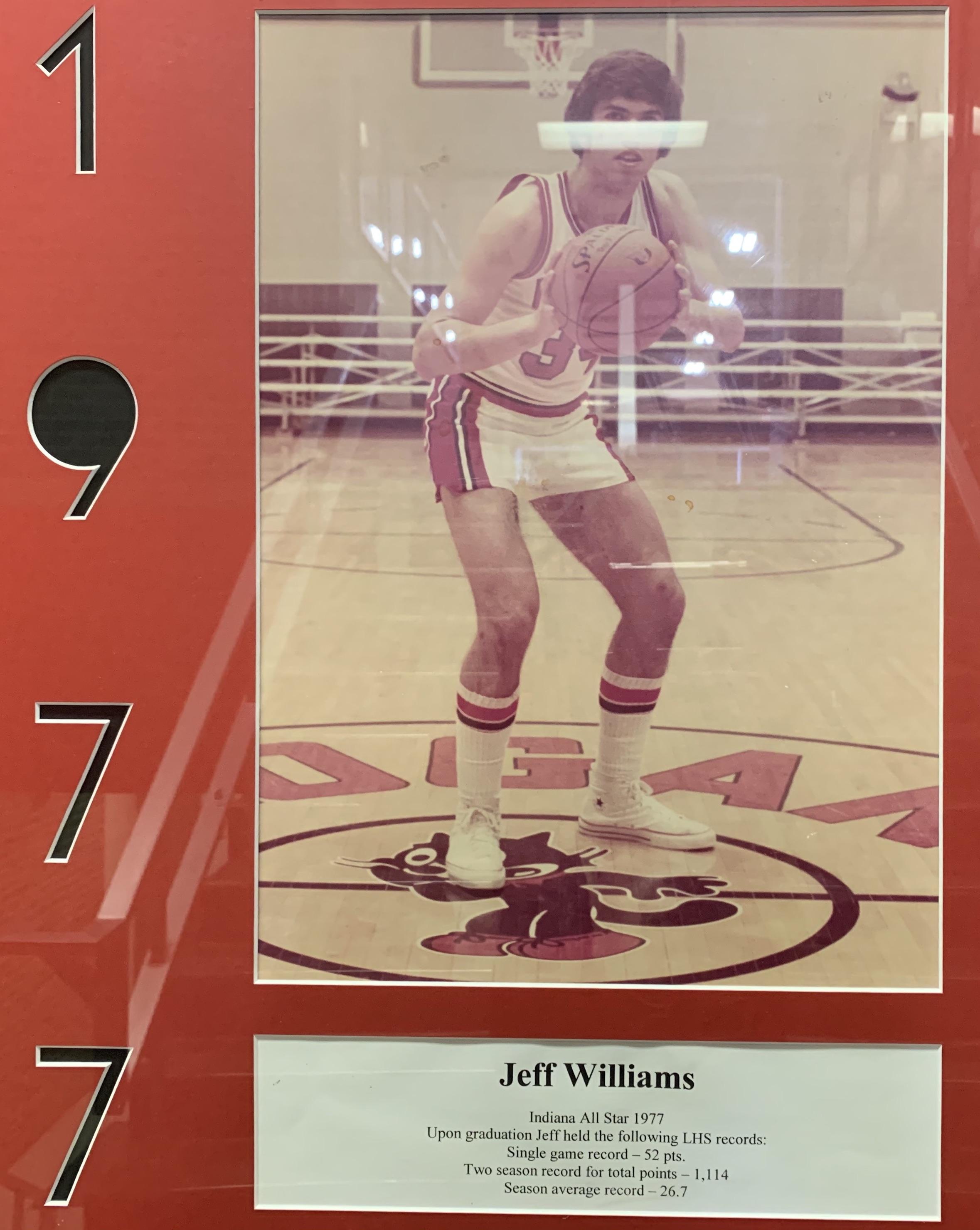 1977 Jeff Williams